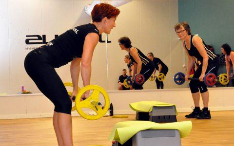 BodyPump inställd pga träningsdag