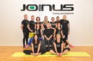 Joinus Instruktörs Team